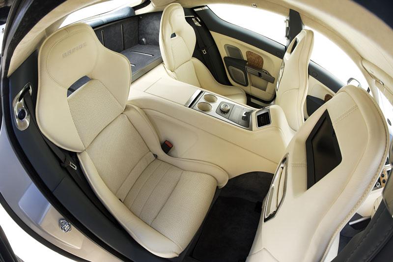 Aston Martin Rapide: konečně pořádná fotogalerie!: - fotka 6