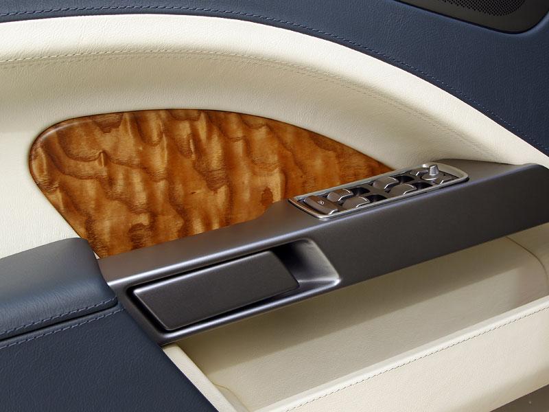 Aston Martin Rapide: konečně pořádná fotogalerie!: - fotka 9
