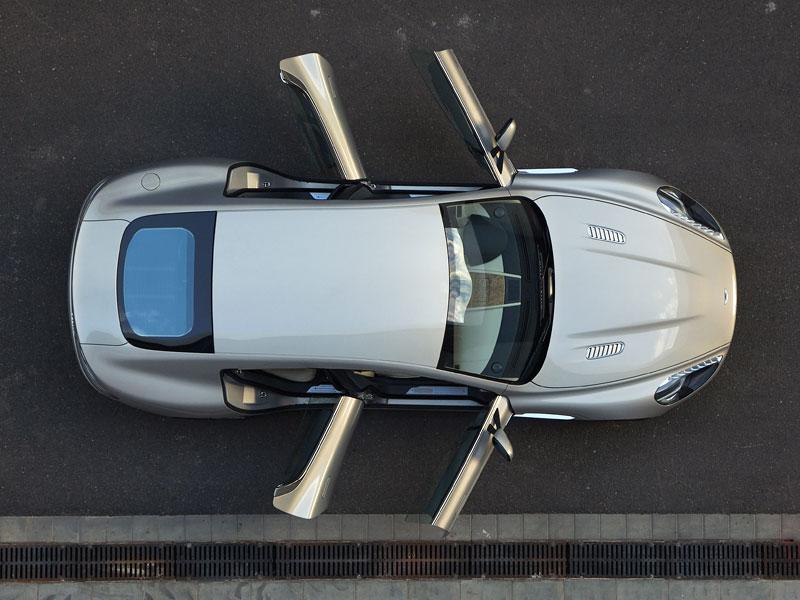 Aston Martin Rapide: konečně pořádná fotogalerie!: - fotka 31