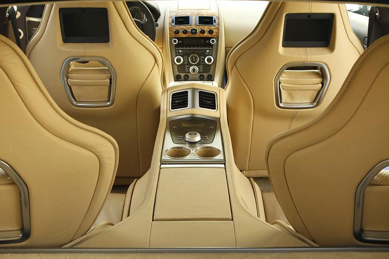 Aston Martin Rapide: konečně pořádná fotogalerie!: - fotka 47