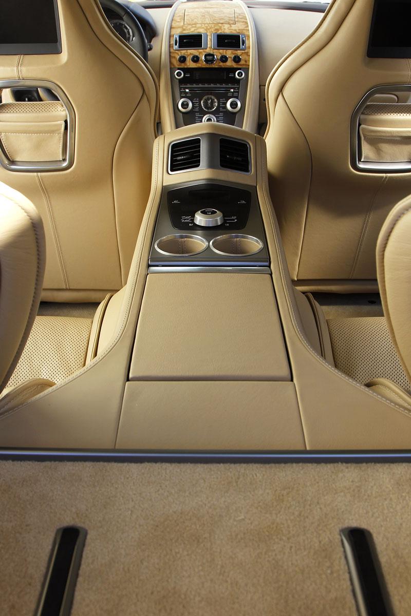 Aston Martin Rapide: konečně pořádná fotogalerie!: - fotka 49