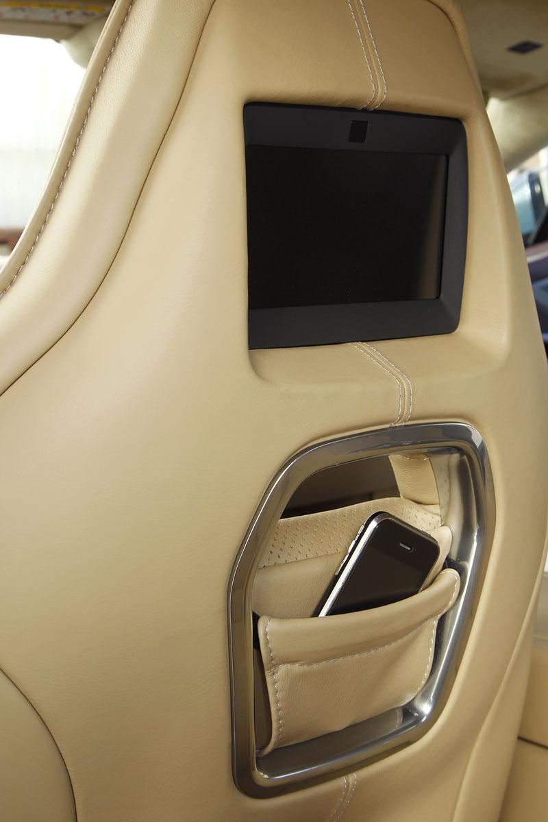 Aston Martin Rapide: konečně pořádná fotogalerie!: - fotka 50