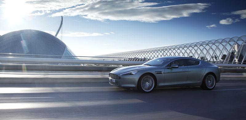 Aston Martin Rapide: konečně pořádná fotogalerie!: - fotka 65