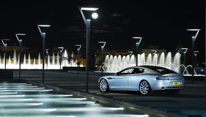 Aston Martin Rapide: konečně pořádná fotogalerie!: - fotka 70