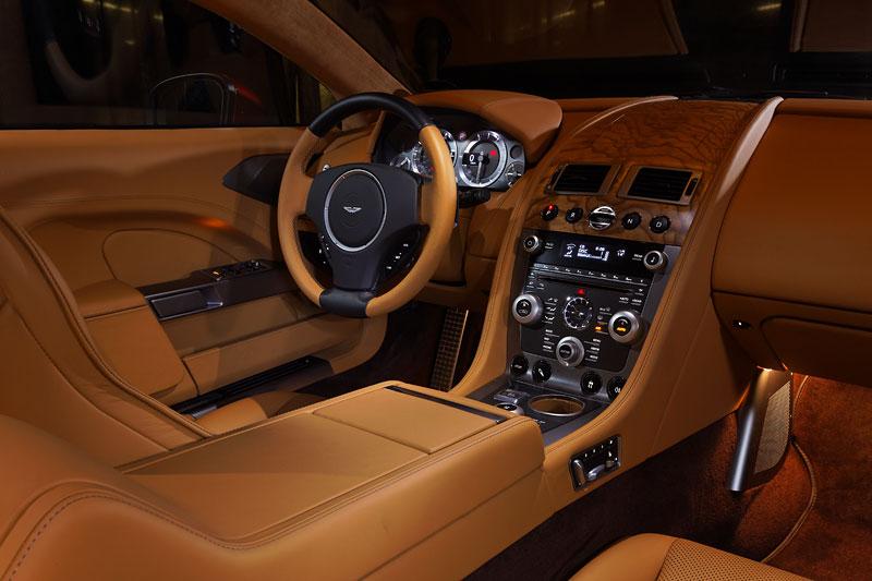 """Aston Martin: nejvíce """"cool"""" značka v Británii: - fotka 46"""