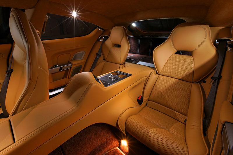 Aston Martin Rapide: konečně pořádná fotogalerie!: - fotka 78