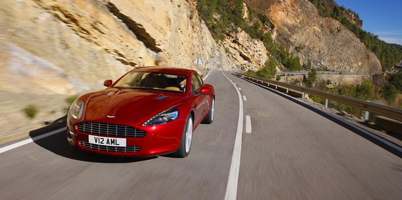 Aston Martin Rapide: konečně pořádná fotogalerie!: - fotka 80