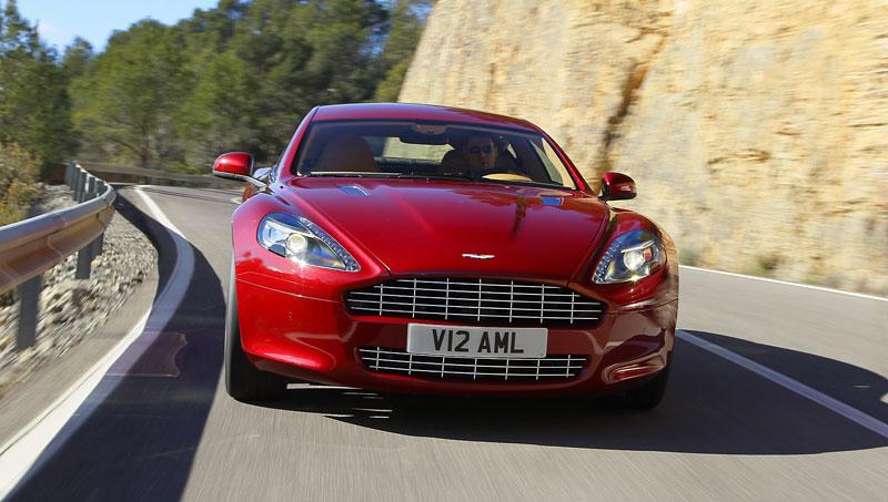 """Aston Martin: nejvíce """"cool"""" značka v Británii: - fotka 51"""