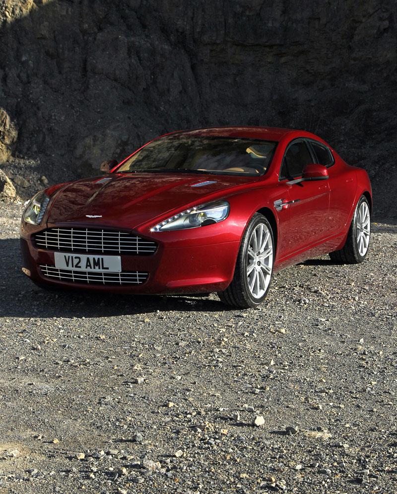 """Aston Martin: nejvíce """"cool"""" značka v Británii: - fotka 55"""