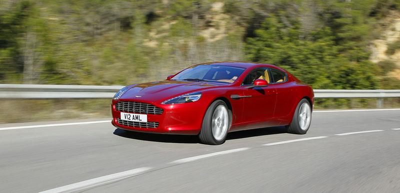 """Aston Martin: nejvíce """"cool"""" značka v Británii: - fotka 56"""