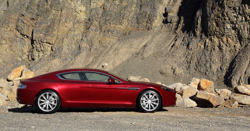 Aston Martin Rapide: konečně pořádná fotogalerie!: - fotka 87