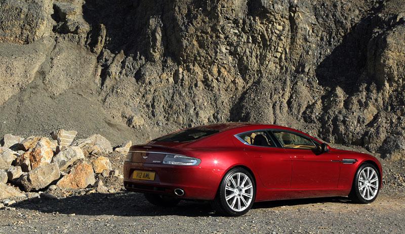 """Aston Martin: nejvíce """"cool"""" značka v Británii: - fotka 59"""