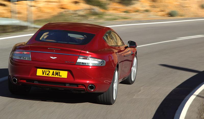 """Aston Martin: nejvíce """"cool"""" značka v Británii: - fotka 61"""