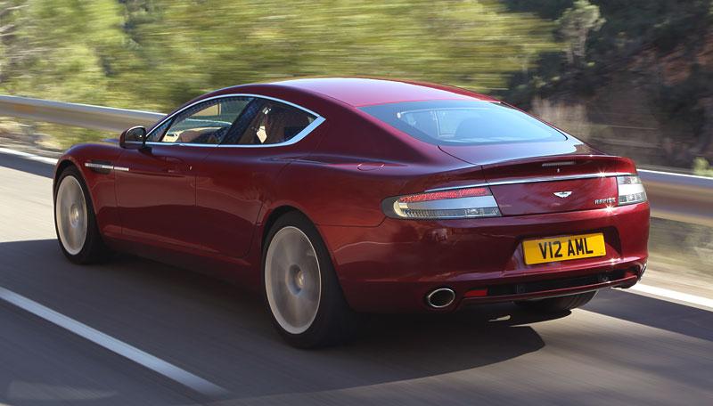 """Aston Martin: nejvíce """"cool"""" značka v Británii: - fotka 62"""