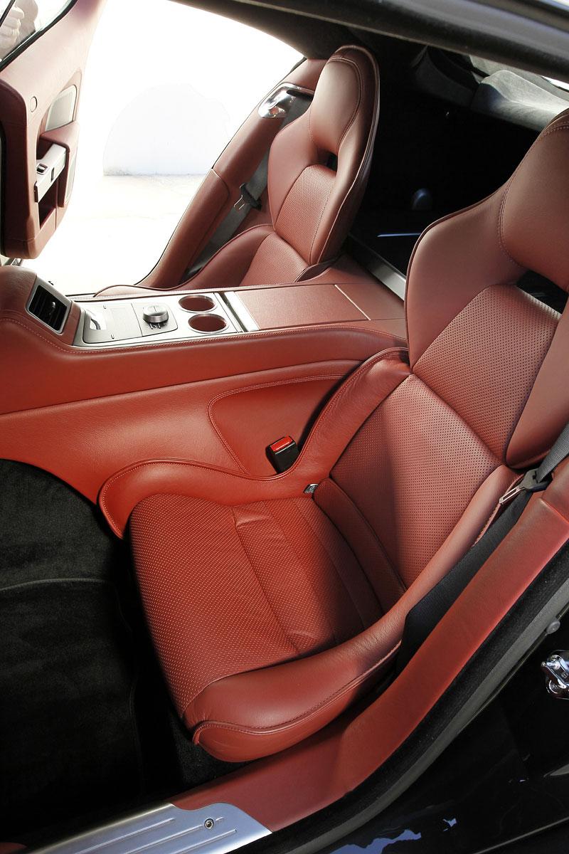Aston Martin Rapide: konečně pořádná fotogalerie!: - fotka 98