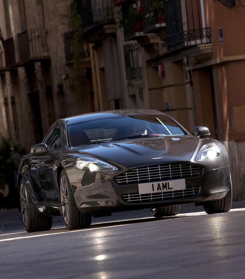 Aston Martin Rapide: konečně pořádná fotogalerie!: - fotka 104