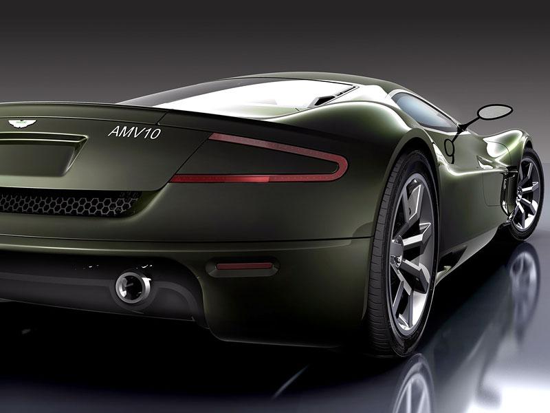 AM V10 – Supersport od Astonu: - fotka 5