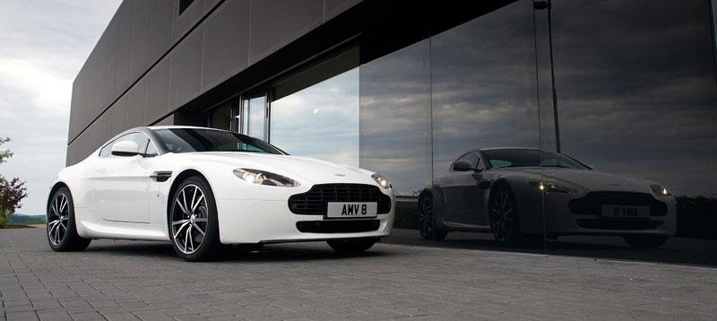 """Aston Martin: nejvíce """"cool"""" značka v Británii: - fotka 65"""