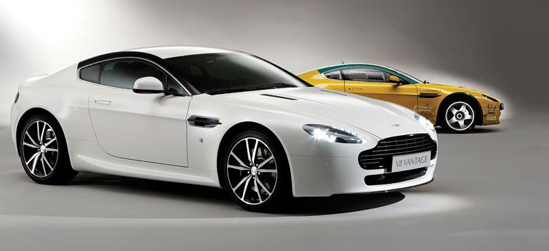 """Aston Martin: nejvíce """"cool"""" značka v Británii: - fotka 67"""