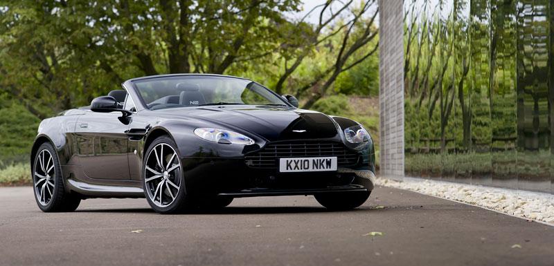 """Aston Martin: nejvíce """"cool"""" značka v Británii: - fotka 71"""