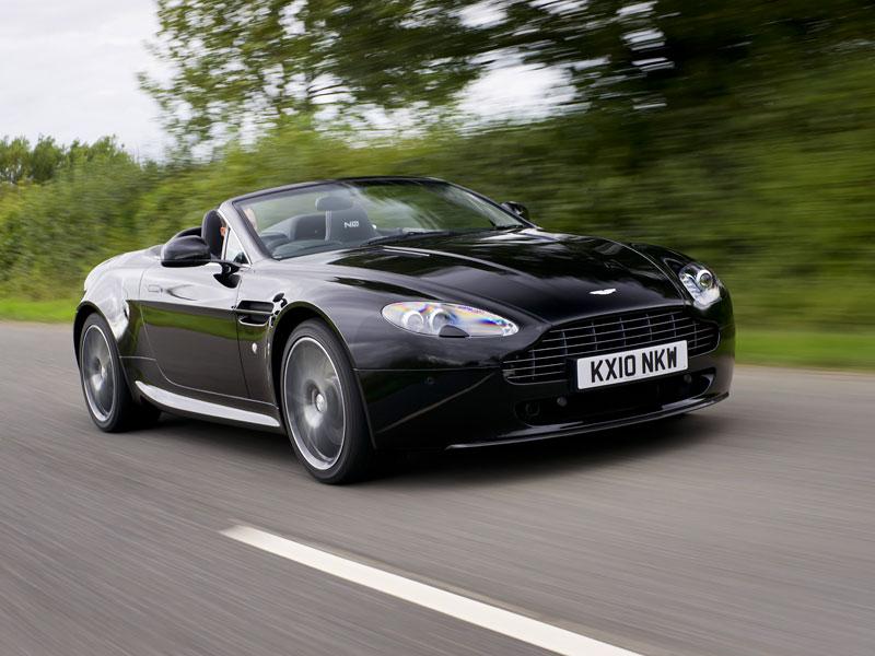"""Aston Martin: nejvíce """"cool"""" značka v Británii: - fotka 72"""