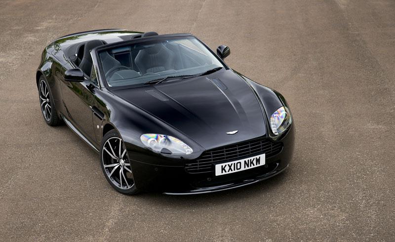 """Aston Martin: nejvíce """"cool"""" značka v Británii: - fotka 73"""