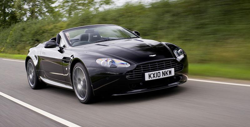 """Aston Martin: nejvíce """"cool"""" značka v Británii: - fotka 74"""