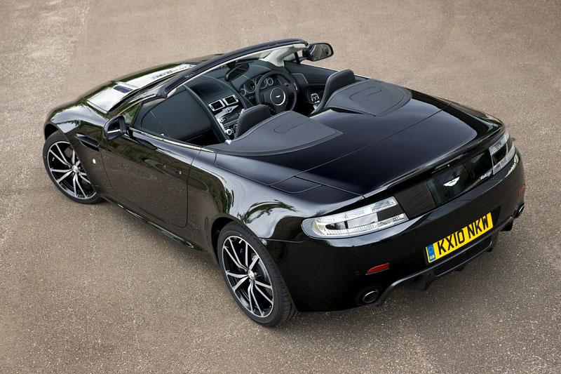 """Aston Martin: nejvíce """"cool"""" značka v Británii: - fotka 79"""