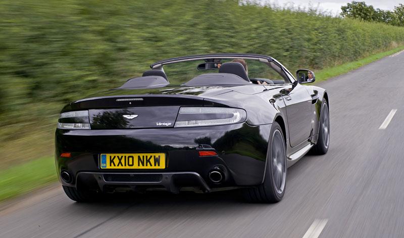 """Aston Martin: nejvíce """"cool"""" značka v Británii: - fotka 80"""