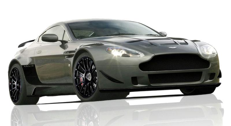 Aston Martin LMV/R: Elite Carbon odlehčí Vantage: - fotka 1