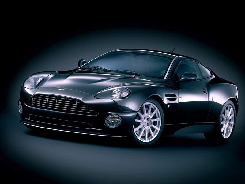 Pod lupou: Aston Martin V12 Vanquish - tygr na silnici: - fotka 7