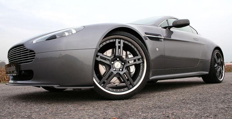 Aston Martin V8 Vantage: vyšší výkon od Cargraphic: - fotka 2