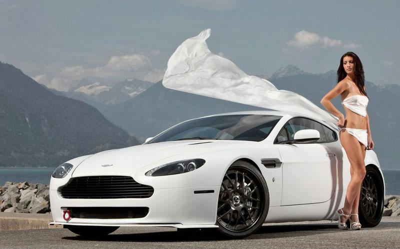 Aston Martin V8 Vantage: Helvellyn Frost od MW Design: - fotka 3
