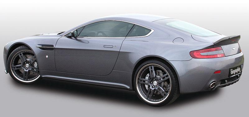 Aston Martin V8 Vantage: vyšší výkon od Cargraphic: - fotka 4