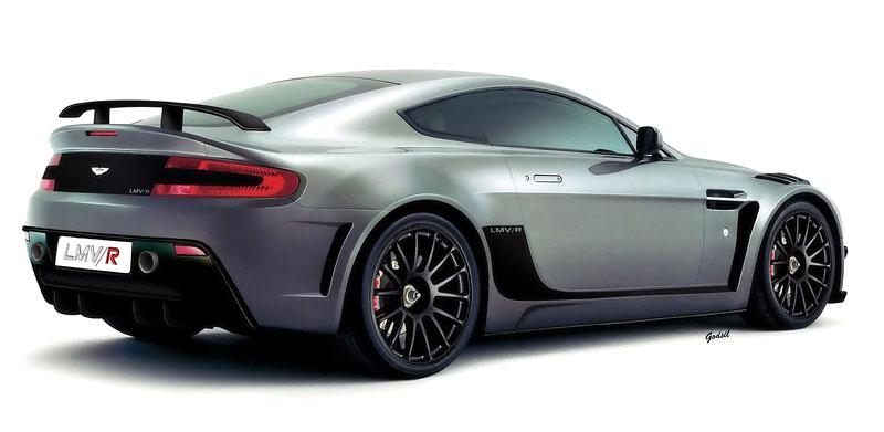 Aston Martin LMV/R: Elite Carbon odlehčí Vantage: - fotka 3