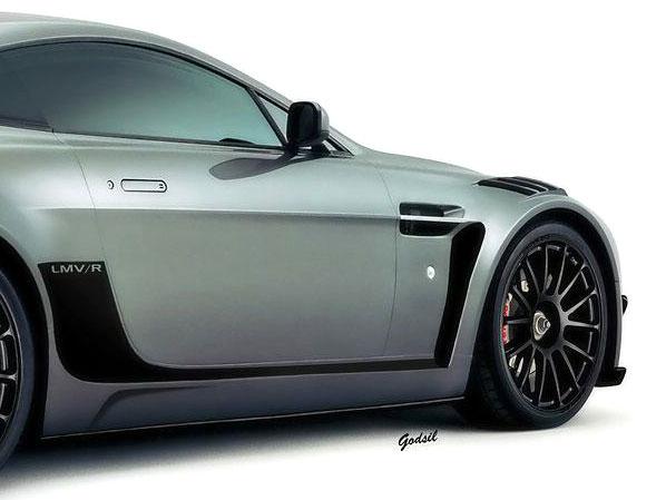 Aston Martin LMV/R: Elite Carbon odlehčí Vantage: - fotka 4