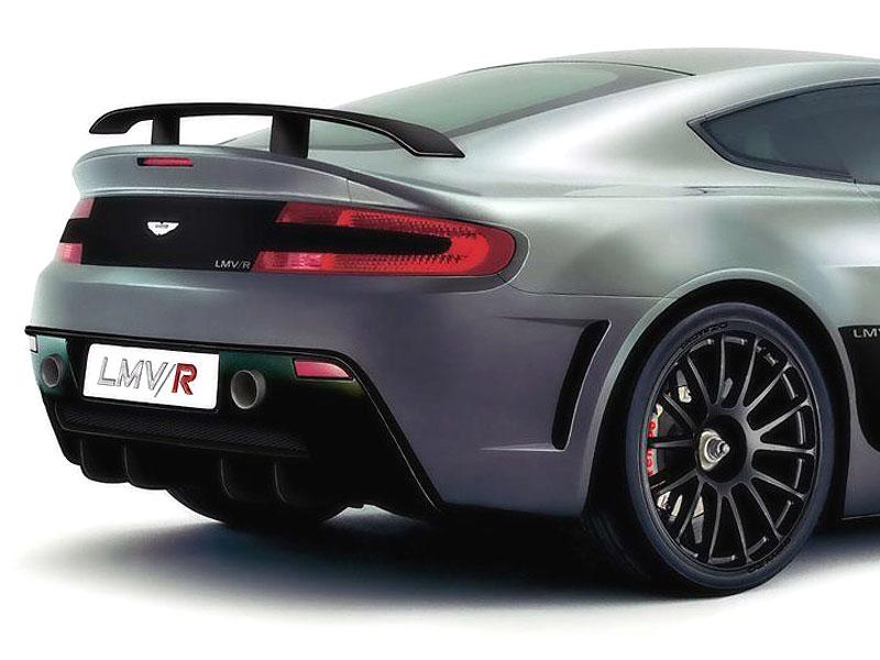 Aston Martin LMV/R: Elite Carbon odlehčí Vantage: - fotka 5