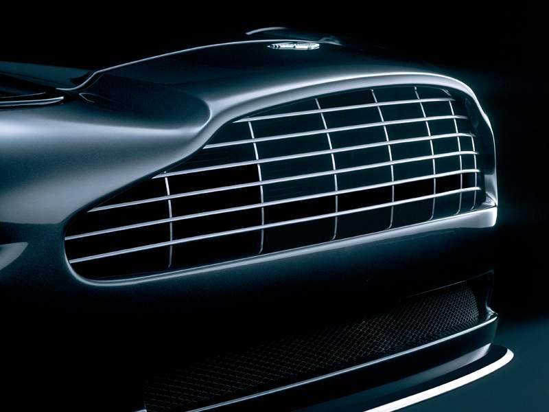 Pod lupou: Aston Martin V12 Vanquish - tygr na silnici: - fotka 12