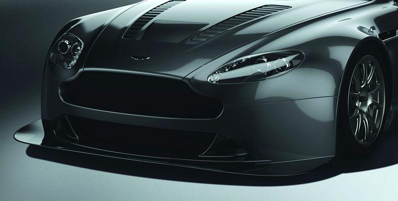 Aston Martin Vantage GT3: náhrada za DBRS9: - fotka 2