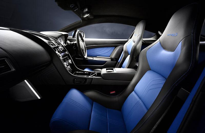 Aston Martin V8 Vantage S: 436 koní a sedmikvalt: - fotka 2