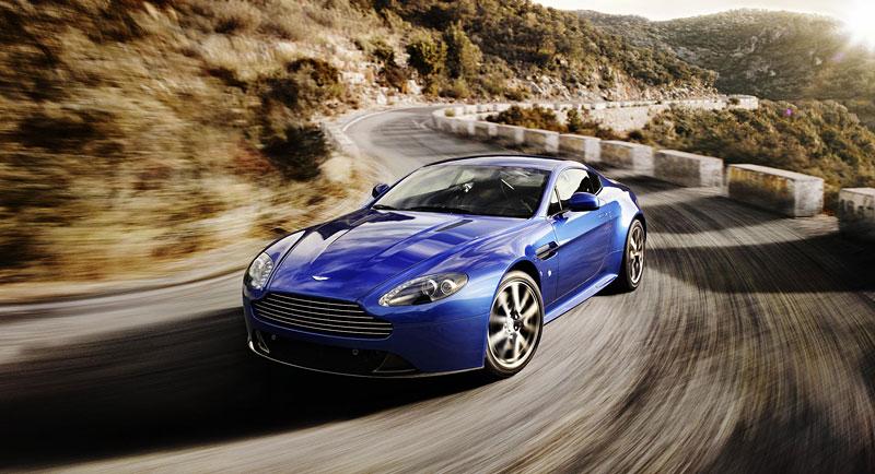 Aston Martin V8 Vantage S: 436 koní a sedmikvalt: - fotka 7