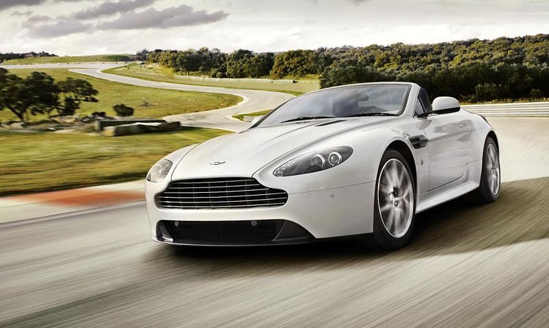 Aston Martin V8 Vantage S: 436 koní a sedmikvalt: - fotka 8