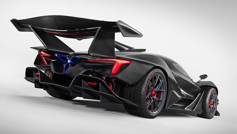 Tohle jsou nová auta s nejzajímavějšími křídly: - fotka 2