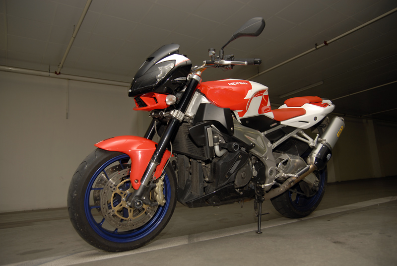 Megatest: Tuono 1000R vs. Monster S4Rs vs. 990 Superduke vs. Griso 1200 8V: - fotka 2