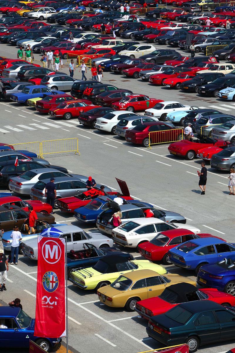 Alfa Romeo oslavila v Miláně sto let existence: - fotka 5