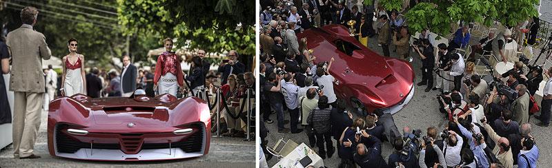 Alfa Romeo Triomfo: Osud kříže a hada mnohým nedává spát: - fotka 1