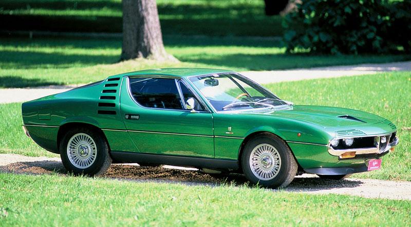 Alfa Romeo Montreal: student designu oživil klasiku: - fotka 4