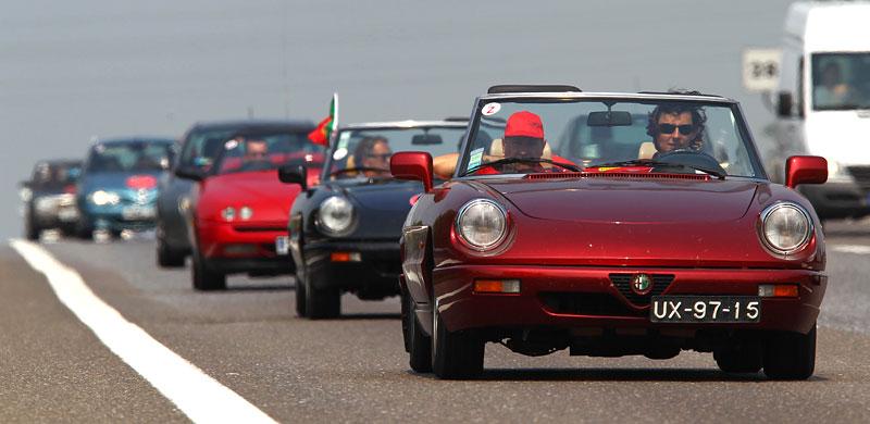 Alfa Romeo oslavila v Miláně sto let existence: - fotka 12