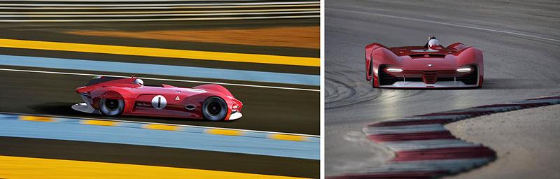 Alfa Romeo Triomfo: Osud kříže a hada mnohým nedává spát: - fotka 4