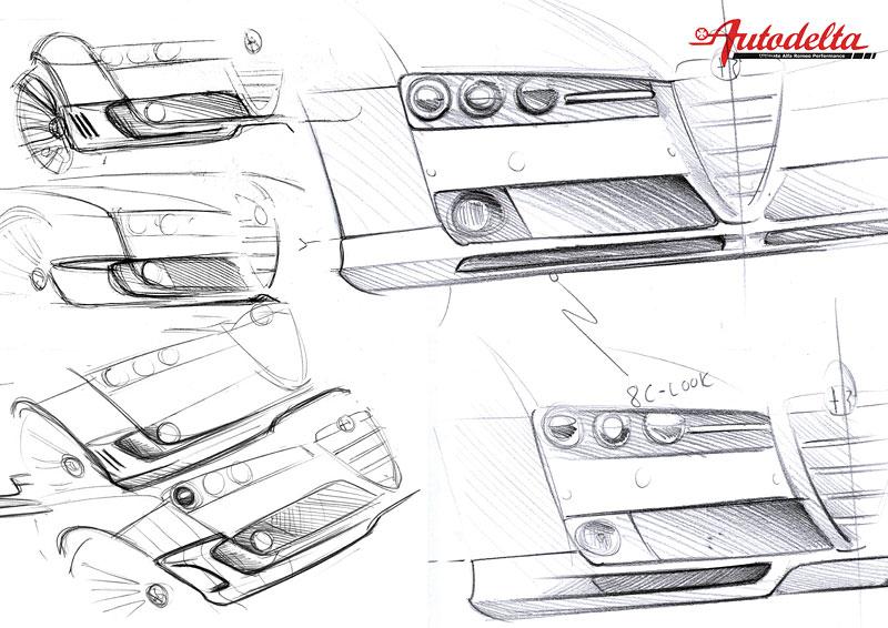 Autodelta 159 J4 2.2 C Development Project: - fotka 14